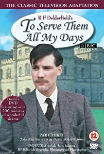 To Serve Them All My Days (1980) cover