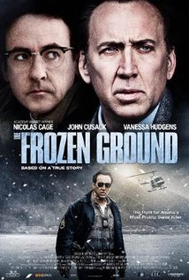 The Frozen Ground (2013) cover