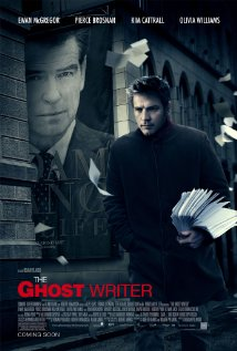 The Ghost Writer (2010) cover