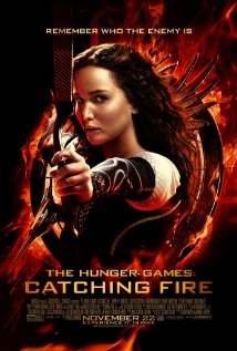 The Hunger Games: Catching Fire (2013) cover