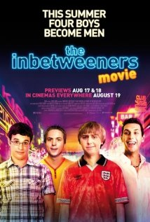 The Inbetweeners Movie (2011) cover