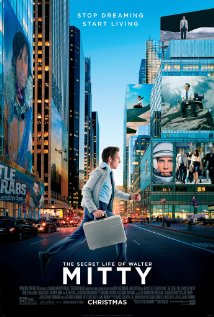 The Secret Life of Walter Mitty (2013) cover