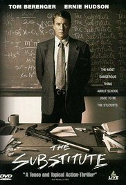 The Substitute (1996) cover