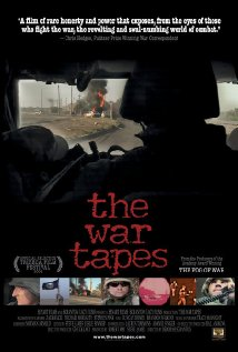 The War Tapes (2006) cover