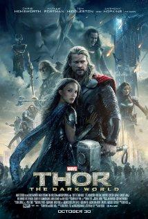 Thor: The Dark World (2013) cover