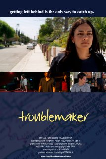 Troublemaker (2011) cover
