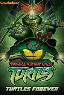 Turtles Forever (2009) cover