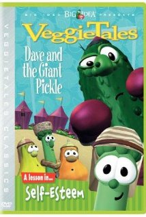 VeggieTales: Dave and the Giant Pickle (1996) cover