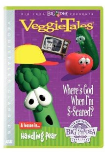 VeggieTales: Where's God When I'm S-Scared? 1993 poster
