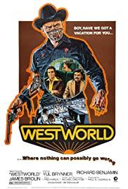 Westworld 1973 poster