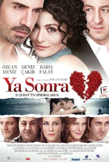 Ya Sonra? (2011) cover
