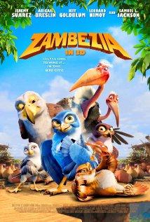 Zambezia (2012) cover