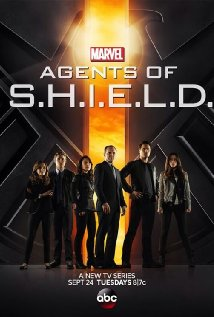 Agents of S.H.I.E.L.D. (2013) cover