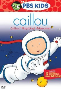 Caillou 1997 poster