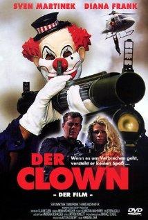 Der Clown (1998) cover