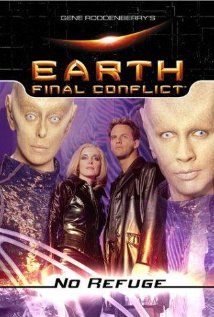 Earth: Final Conflict (1997) cover