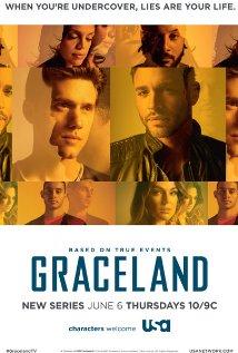 Graceland (2013) cover