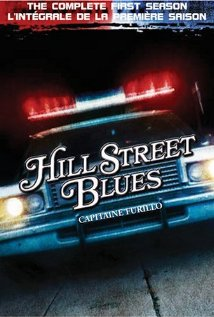 Hill Street Blues (1981) cover