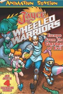 Jayce and the Wheeled Warriors (1985) cover