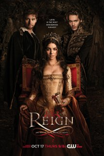 Reign (2013) cover