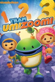 Team Umizoomi (2010) cover