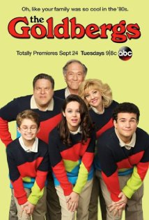 The Goldbergs 2013 poster