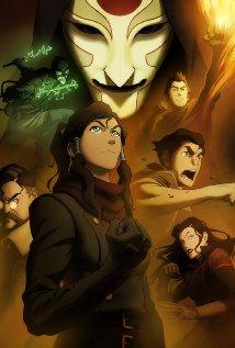 The Legend of Korra (2012) cover