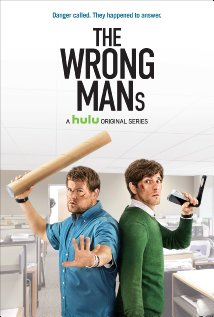 The Wrong Mans 2013 poster