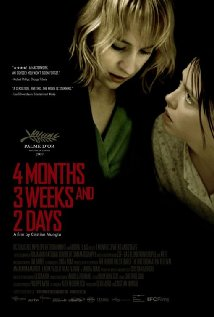 4 luni, 3 saptamâni si 2 zile (2007) cover