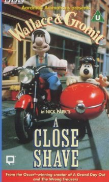 A Close Shave (1995) cover