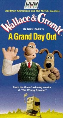 A Grand Day Out (1989) cover