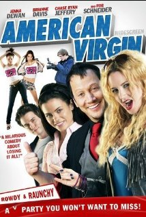 American Virgin (2009) cover