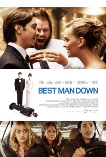 Best Man Down (2012) cover