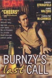 Burnzy's Last Call 1995 poster