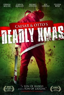 Caesar and Otto's Deadly Xmas (2012) cover