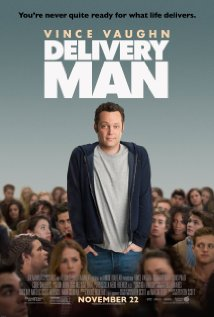 Delivery Man (2013) cover