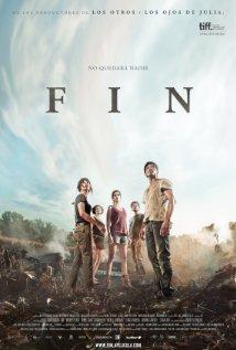 Fin (2012) cover