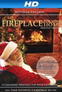 Fireplace for your Home: Christmas Music 2010 poster
