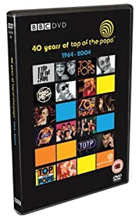 Top of the Pops 1964 poster