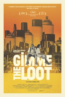 Gimme the Loot (2012) cover
