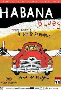 Habana Blues (2005) cover