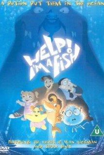 Hjælp! Jeg er en fisk (2000) cover
