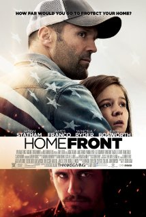 Homefront (2013) cover