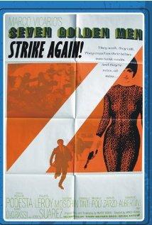 Il grande colpo dei 7 uomini d'oro (1966) cover