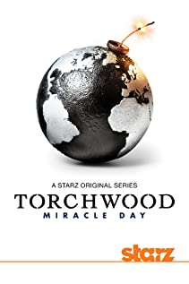 Torchwood (2006) cover