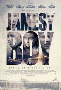 Jamesy Boy (2014) cover