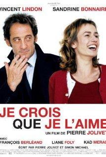Je crois que je l'aime (2007) cover
