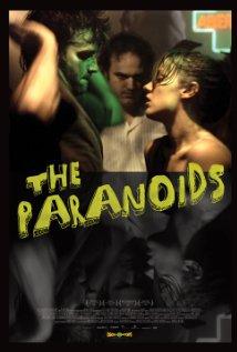 Los paranoicos (2008) cover
