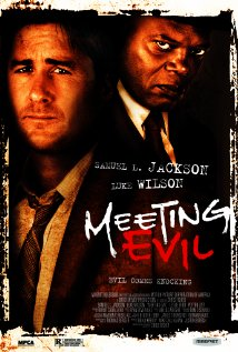Meeting Evil (2012) cover