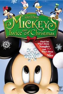 Mickey's Twice Upon a Christmas 2004 poster